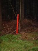 german border post