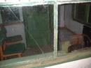 inside patrol hut