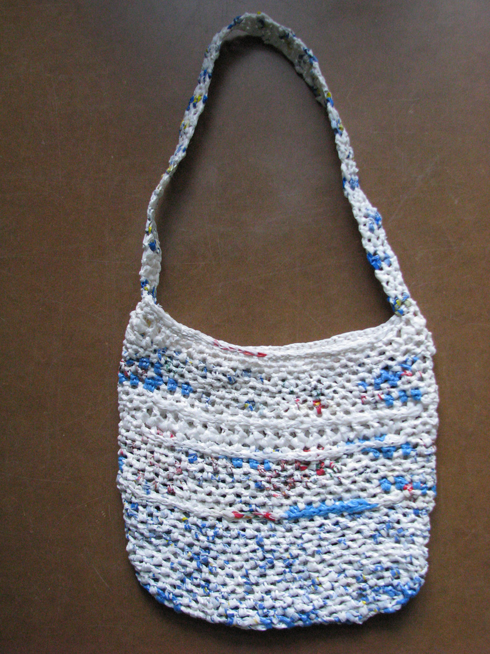 Crocheting With Plastic Bags : crochet plastic bag